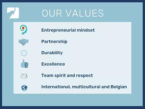 Engibex company values