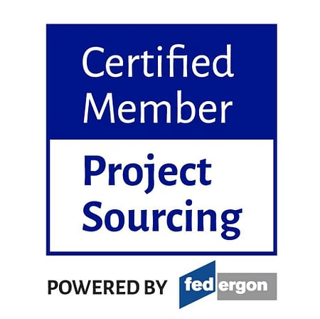 Certified member Project Sourcing Federgon
