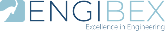 Engibex – Excellence in engineering Logo