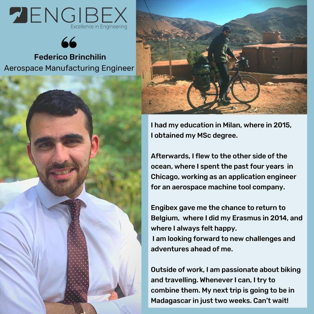 Engibex Consultant - Federico Brinchilin